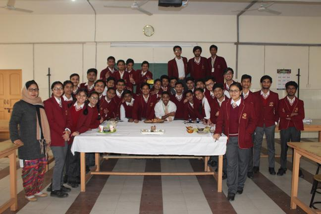 Class XII S.U.P.W Project -Cook without fire